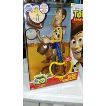 Woody Vaquero Del Rodeo Toy Story 30 Sonidos 20 Aniversario