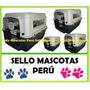 Jaula Trasnportadora Para Perros L90 Varikenel Para Viaje
