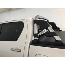 Santo Antonio Premier Toyota Hilux 2016 2017 Cromado