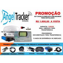 Rastreador Autotrac Kit Cavalo Promoção R$ 1.800,00