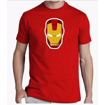 Playera Camiseta Iron Man 2