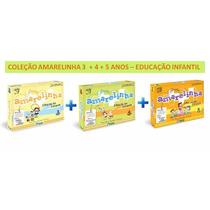 Coleção Amarelinha 3 + 4 + 5 Anos - Educação Infantil