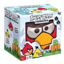 Angry Birds Interior Y Exterior Juego De Acción 3d