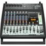 Consola Amplificada Pmp500 Behringer 500 Watts 12 Canales