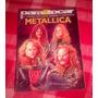 Metallica Libro Cancionero Con Letras Tablaturas Y Acordes