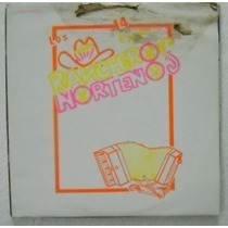 Los Rancheros Norteños 14 Exitos 1 Disco Lp Vinilo