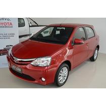 Nuevo Toyota Etios 1.5 0km 5 Puertas Nuevo Plan De Ahorro