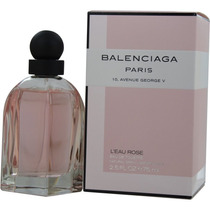 Perfume Balenciaga Paris L´eau Rose Dama 75ml