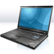 Notebook T400 Bateria Não Segura Carga