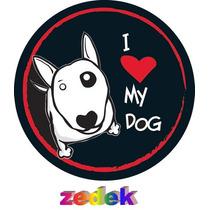 Capa Roda Estepe Pajero Tr4 Rav4 - I Love My Dog