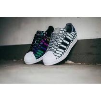 Tenis Adidas Super Star Xeno