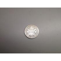 Moeda Usa One Dime 1849 Prata