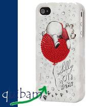 Cracasa Funda Iphone 5 5g Plastico Winnie Pooh Globo Rojo