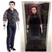 Boneco Barbie Collector Emmett Crepúsculo Original Mattel