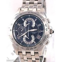Relógio Masculino Seiko Com Vidro De Safira Design Perfeito!
