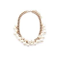 Collar Forever 21 Perlas