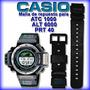 Malla De Reloj Casio Atc1000-alt6000-prt40-local Microcentro