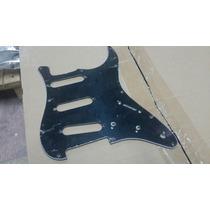 Escudo Guitarra Strato Sss Preto Nst02111bk