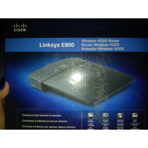 Router Inalambrico Cisco Linksys E900- N300mps