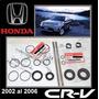 Cr-v 2002 2006 Kit Cajetin Direccion Hidrauli Original Honda