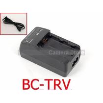 Carregador Sony Bc-trv P/ Np-fv100 Np-fv70 Np-fv50 Np-fv30