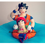 Adorno Dragon Ball Z En Porcelana Fria