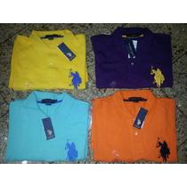 Chemises U.s. Polo Assn 100% Original Caballero