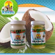 Aceite De Coco Extravirgen. 200 Ml