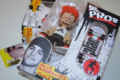 a67248af6568b Muñeco Paul Rodriguez Tech Deck Kid-u Toys Plan B Nike Sb -   300