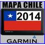 Mapas Garmin Chile 3d 2014 + Sudamerica + Topograficos + Poi