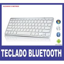 Teclado Sem Fio Para Ipad Iphone Tablet Samsung Android