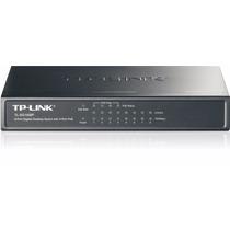 Tp-link Tl-sg1008p Switch Hub 8 Portas 10/100/1000 Com Poe