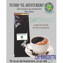 Cafe Organico - 100% Puro Cafe