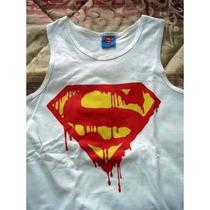 Polera Superman Original Talla M
