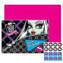 Fiesta Monster High Set De 8 Invitaciones Importadas!!