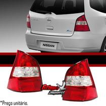 Lanterna Traseira Nissan Livina Grand Livina Lado Direito