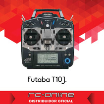 Futaba 10j Radio Control 2.4ghz Para Drone Dji-aeromodelismo