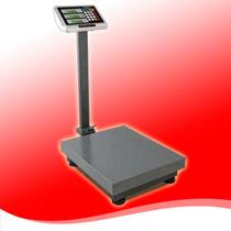 Bascula Digital 300 Kg Rhino , Plataforma, Envío Gratis