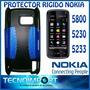 Estuche Protector Nokia 5800 5230 5233 Microperforado