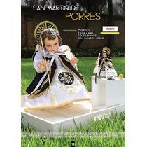 Ropa Niño Dios San Martin Porres15cm Dia Calendaria Tamales