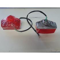 Lanterna Freio Traseira Cg125 Ml Bolinha Ano 81 Honda
