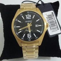 Relógio Orient Mgss1112 P2kx - Masculino / Dourado