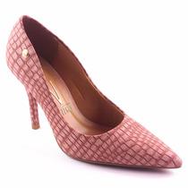 Sapato Feminino Scarpin Vizzano Bico Fino Lançamento 584248
