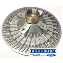 Polia Embreagem Viscosa Ford F1000 3.6 Carburada