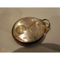 Reloj Bolsillo Omega 100% Original Oro 18k Esmaltado 1920