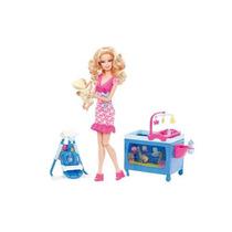 Barbie - Barbie Quiero Ser Canguro (mattel)