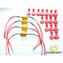 Resistor P/ Mini Pisca De Led Motos Flasher 25w 8 Ohm 12v