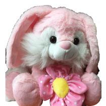 Peluche Conejo Con Flor Phi Phi Toys