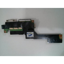 Placa Filha Dc Power + Vga Positivo Z - V.146