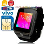 Relógio Smart Watch Bluetooth W9 Chip Android Iphone Lg Moto